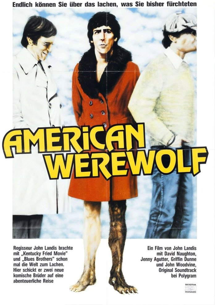 An American Werewolf in London Poster 6