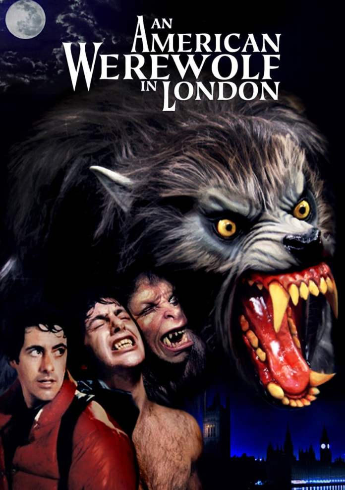 An American Werewolf in London Poster 7