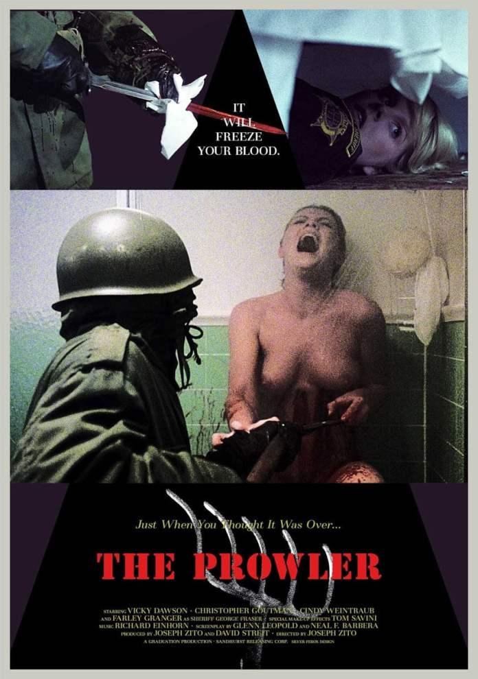 prowler 1981 poster 5