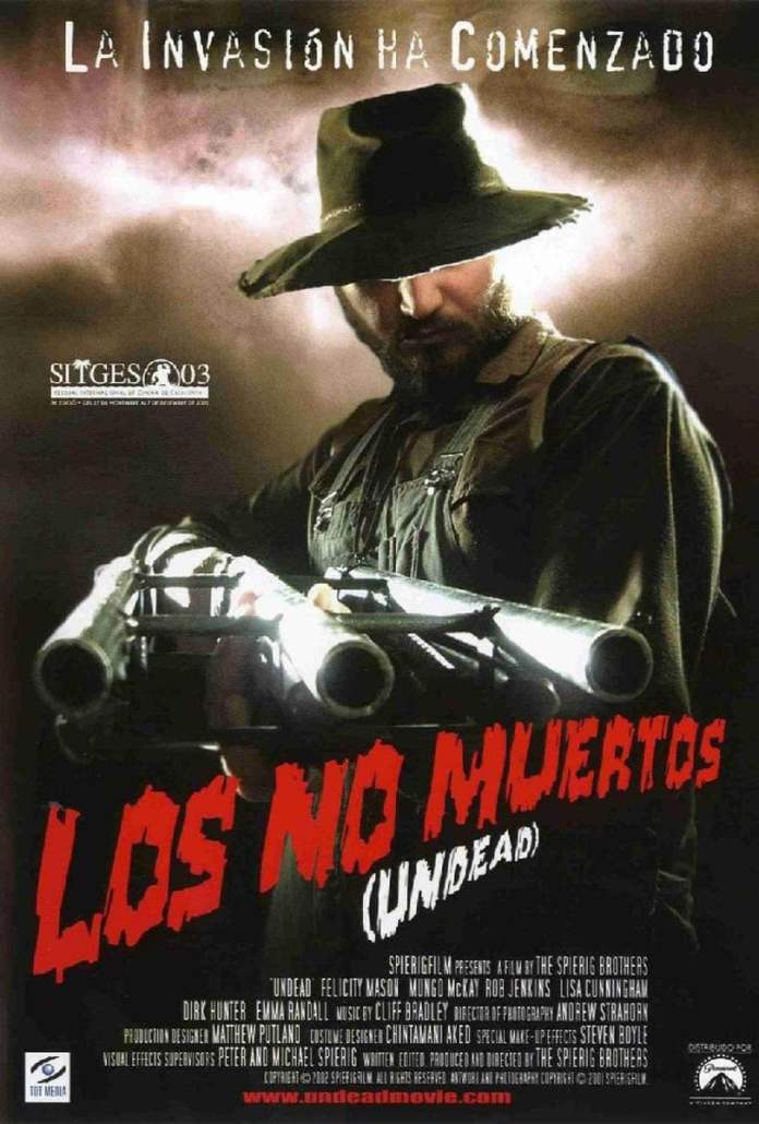 undead 2003 poster 2
