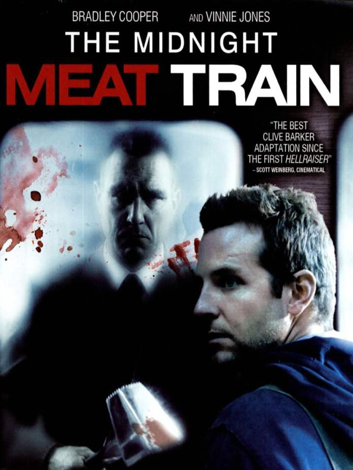 Midnight Meat Train poster 1