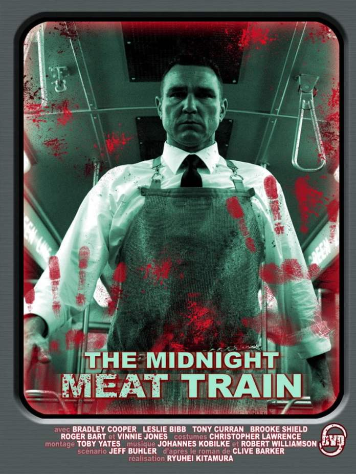Midnight Meat Train poster 3
