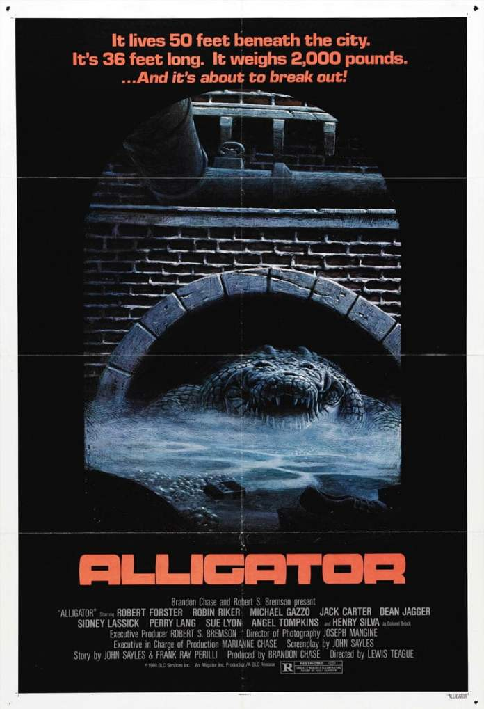 alligator 1980 poster 3