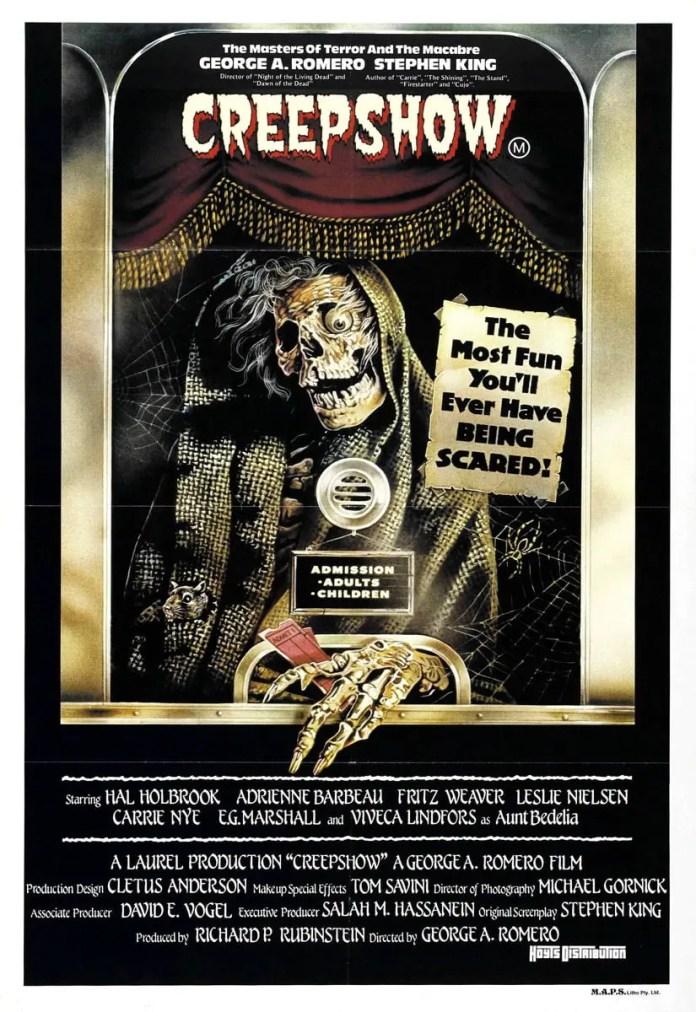 creepshow 1982 poster 2
