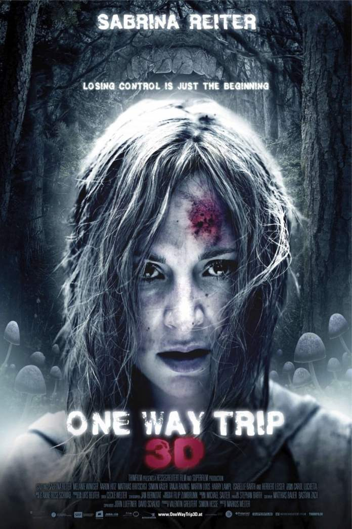 one way trip 2011 poster 2