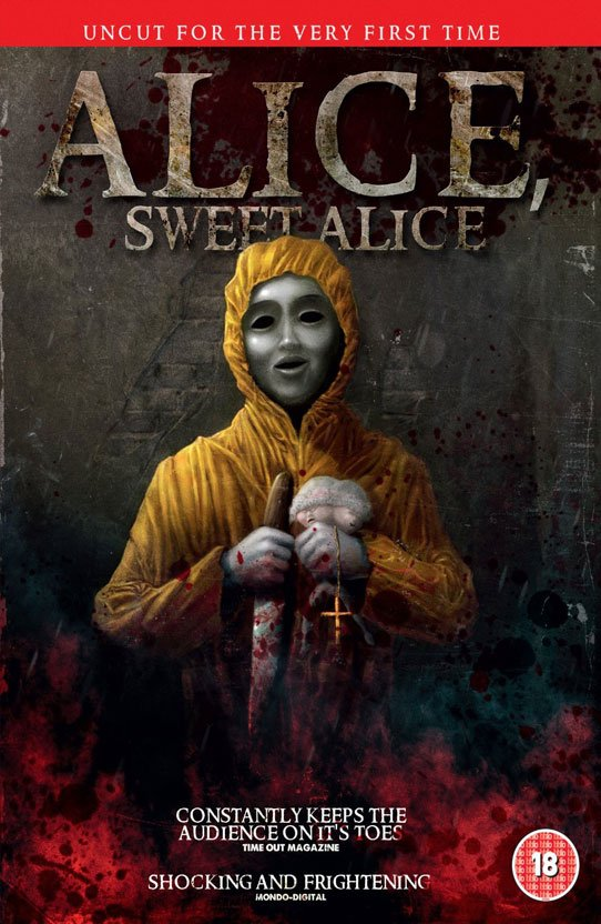 alice sweet dvd
