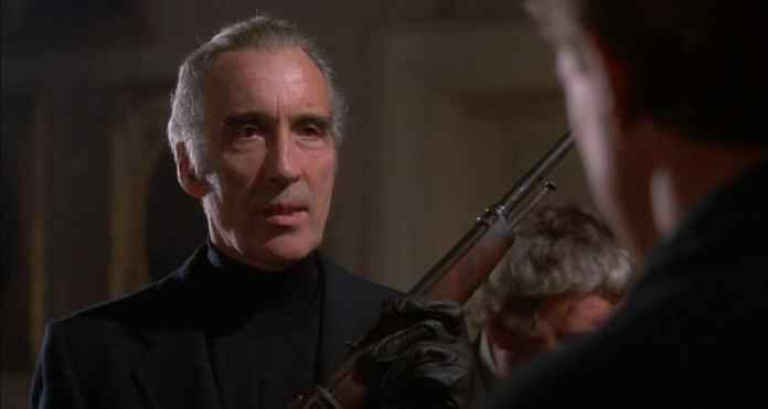 howling christopher lee