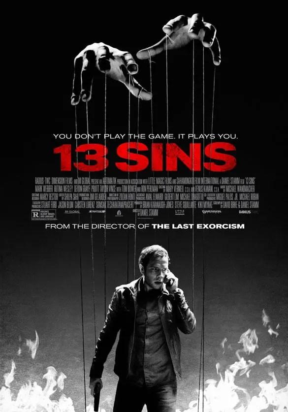 13 Αμαρτίες