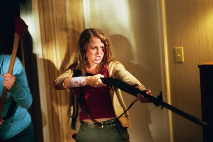 snakehead terror woman gun