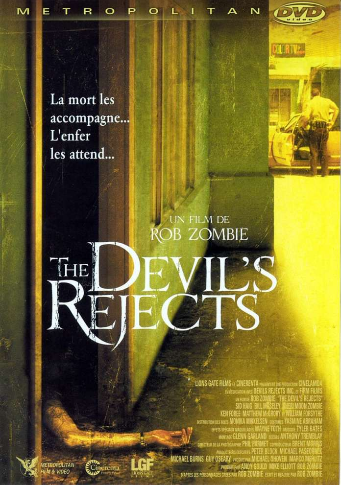 devils rejects 2005 dvd