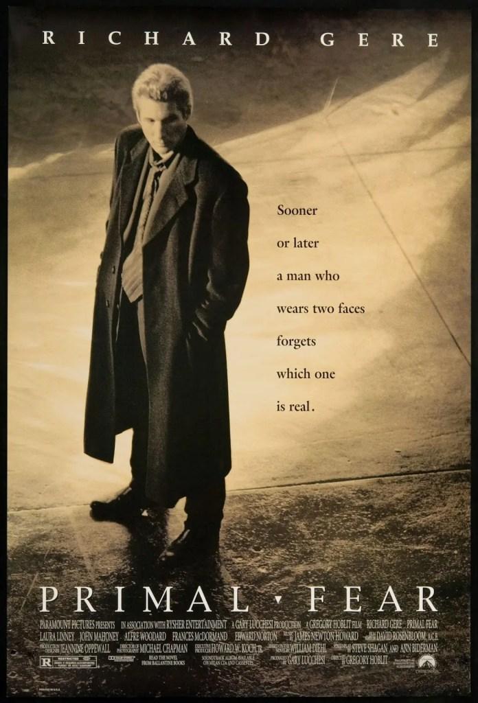 psychological thriller primal fear