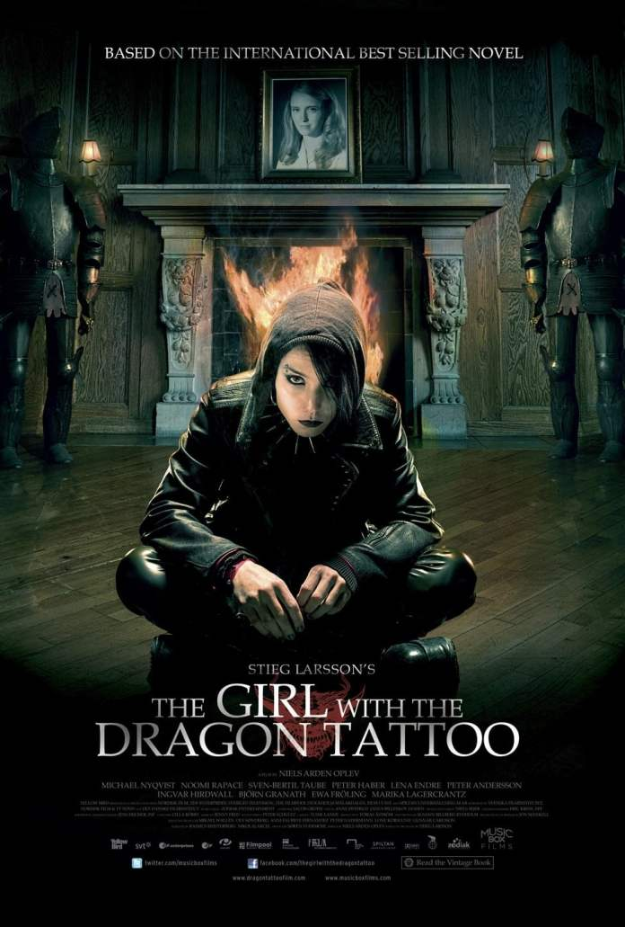 psychological thriller the girl with the dragon tattoo
