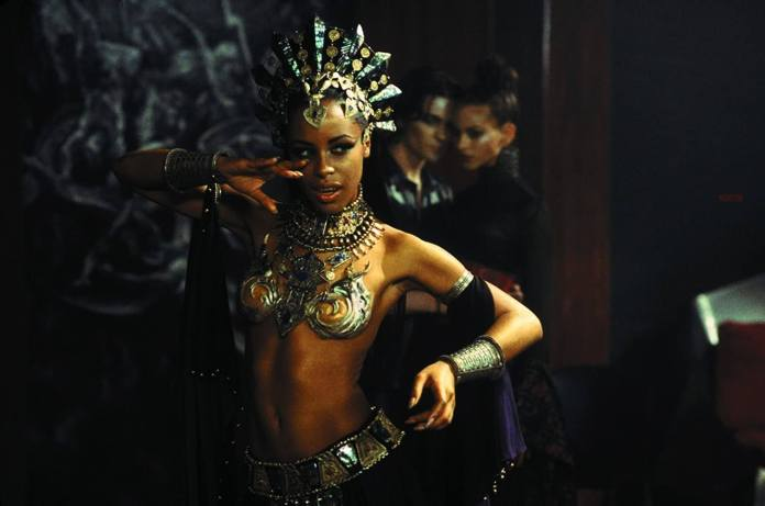 aaliyah queen of the damned