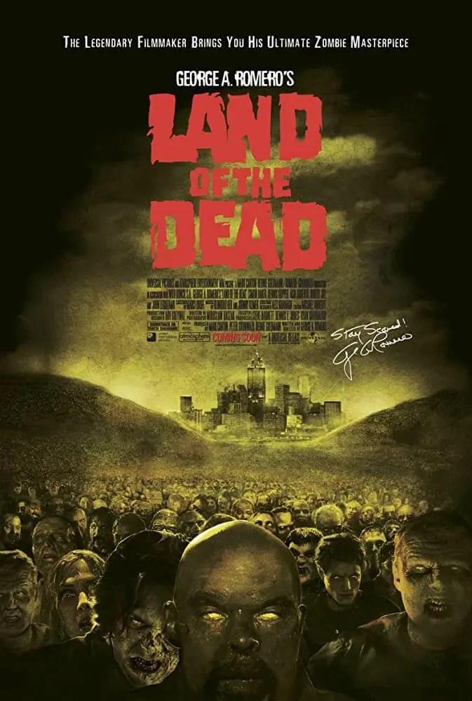 land dead