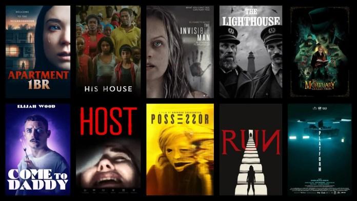 Οι 10+5 καλύτερες ταινίες τρόμου του 2020