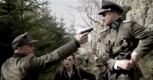 Stills from SOLDIERS OF THE DAMNED