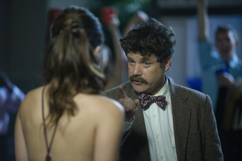 """Sean Astin as Headmaster Nash in the thriller """"BAD KIDS OF CRESTVIEW ACADEMY"""" a Momentum Pictures release. Photo courtesy of Momentum Pictures."""