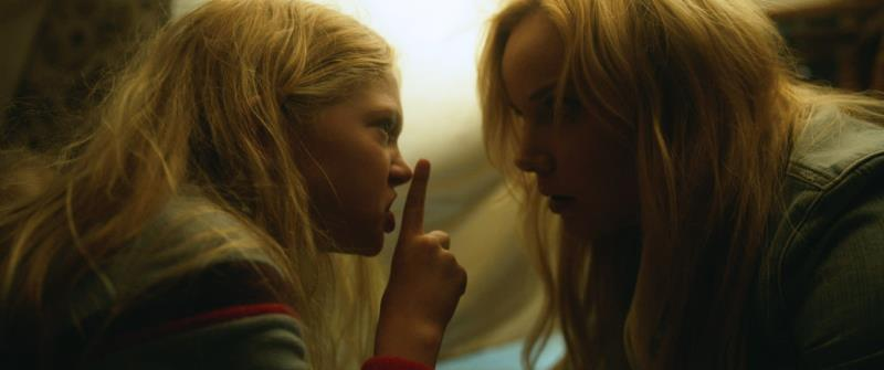 "(L-R) Sarah Abbott as Susie and Abbie Cornish as Jane in the thriller film ""LAVENDER"" an AMBI Media Group release. Photo courtesy of AMBI Media Group."
