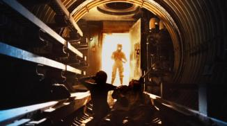 """Image from the sci-fi thriller film """"ATOMICA"""" a Syfy Films release. Photo courtesy of Syfy Films."""