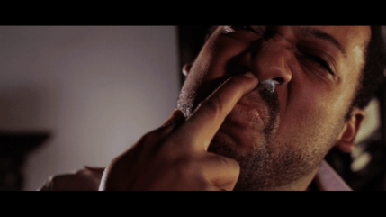 Images from ATTACKED ON SET / LeglessCorpse Films