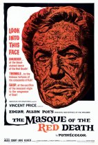 Horror History: Wednesday, June 24, 1964: The Masque of the Red Death was released in theaters