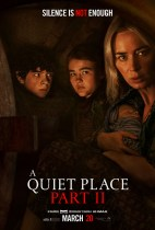 Monday, July 12, 2021: A Quiet Place Part II Premieres Today on Paramount+