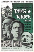 Horror History: Wednesday, July 4, 1962: Tales of Terror was released in theaters