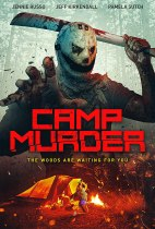 Camp Murder Available August 10