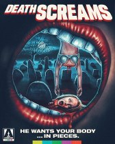 Death Screams (1982) (Limited Edition) Available September 14