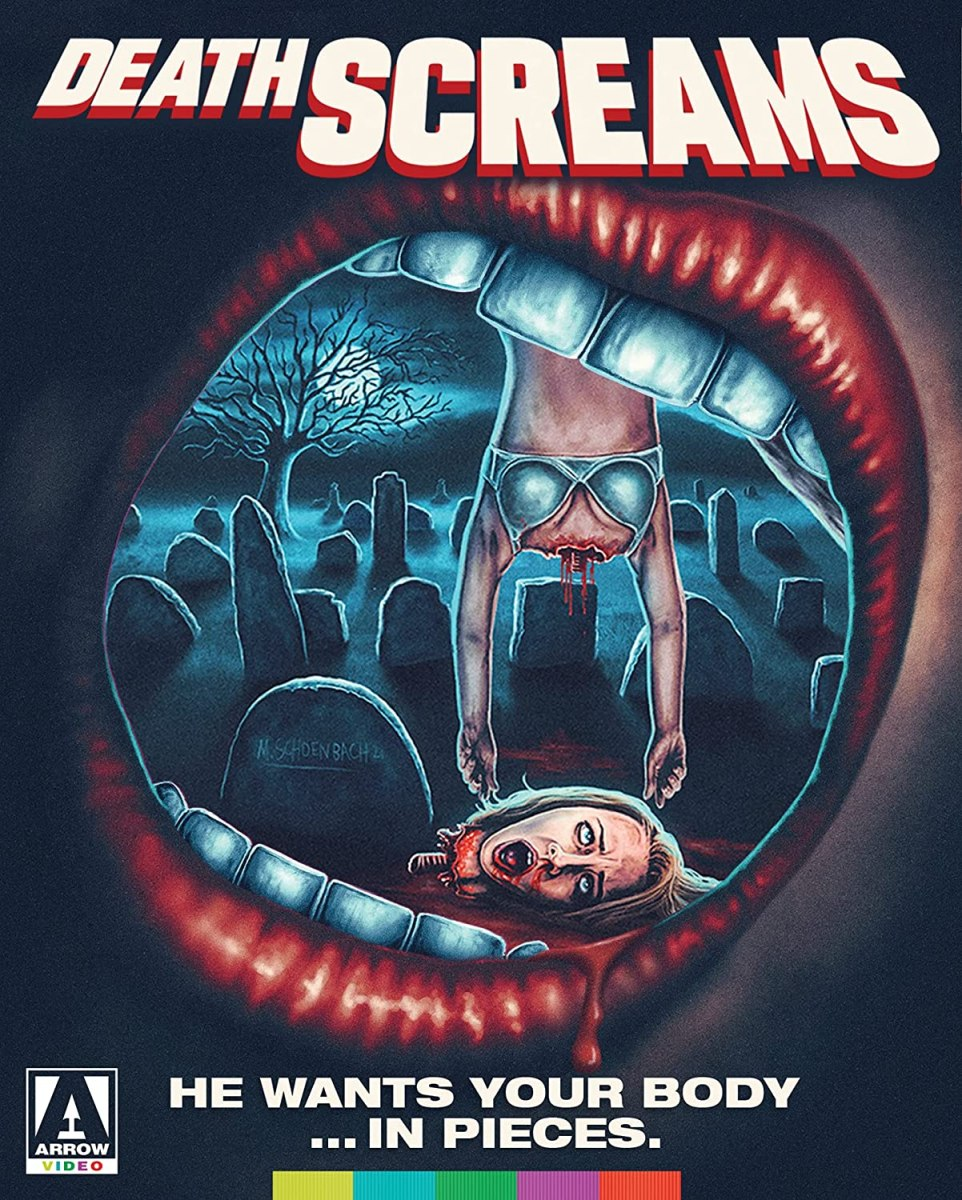Death Screams (1982) (Limited Edition) Available September ...