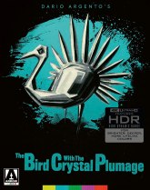 The Bird With The Crystal Plumage (1970) (UHD Limited Edition) Available July 27