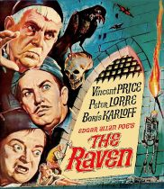 The Raven (1963) Available August 31