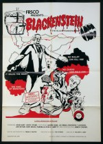 Horror History: Friday, August 3, 1973: Blackenstein was released in theaters
