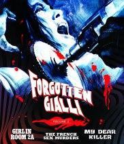 Forgotten Gialli: Volume #2 Available August 31