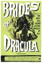 Horror History: Monday, September 5, 1960: The Brides of Dracula was released in US theaters