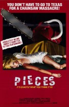 Horror History: Friday, September 23, 1983: Pieces was released in US theaters
