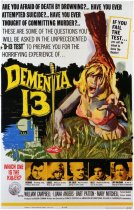 Horror History: Wednesday, September 25, 1963: Dementia 13 was released in theaters