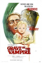 Horror History: Friday, October 13, 1972: Grave of the Vampire was released in theaters