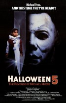 Horror History: Friday, October 13, 1989: Halloween 5: The Revenge of Michael Myers was released in theaters