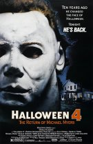 Horror History: Friday, October 21, 1988: Halloween 4: The Return of Michael Myers was released in theaters