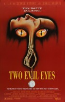 Horror History: Friday, October 25, 1991: Two Evil Eyes was released in US theaters