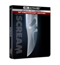 Scream (1996) (Limited Edition Steelbook 4K Ultra HD) Available October 19