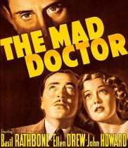 The Mad Doctor (1940) Available November 2
