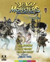 Yokai Monsters Collection (3-Disc Limited Edition) Available October 19