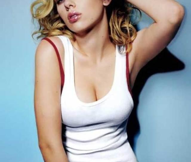 Scarlett Johansson Hottest Sexiest Photo Collection Hnn