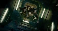 David Jordan (Jake Gyllenhaal) and Miranda North (Rebecca Ferguson) in Columbia Pictures' LIFE.