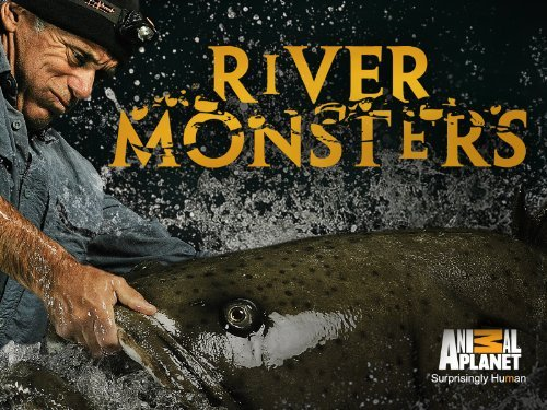 Animal Planet Announces The Final Season of RIVER MONSTERS!