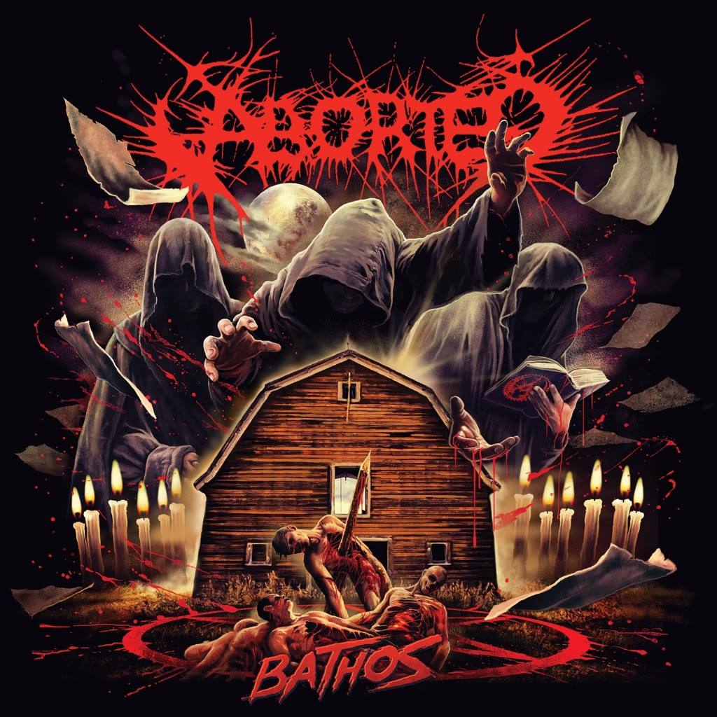 "ABORTED Announce Details For New EP, ""Bathos"""