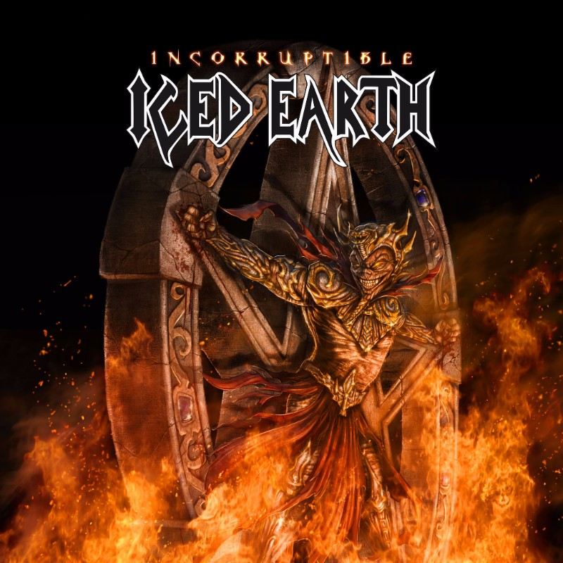 ICED EARTH - New Album 'Incorruptible' Out Now!
