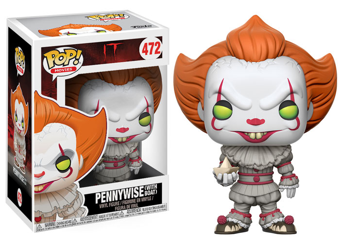 Funko To Release IT Pops!